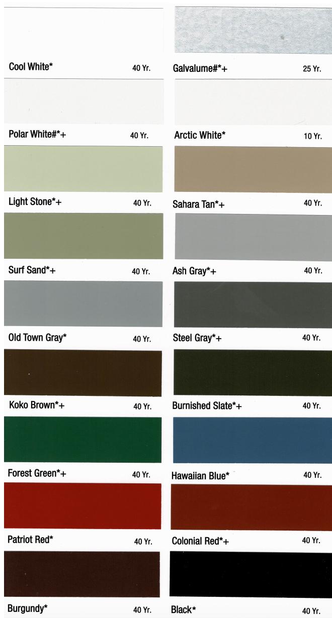 Component Colors