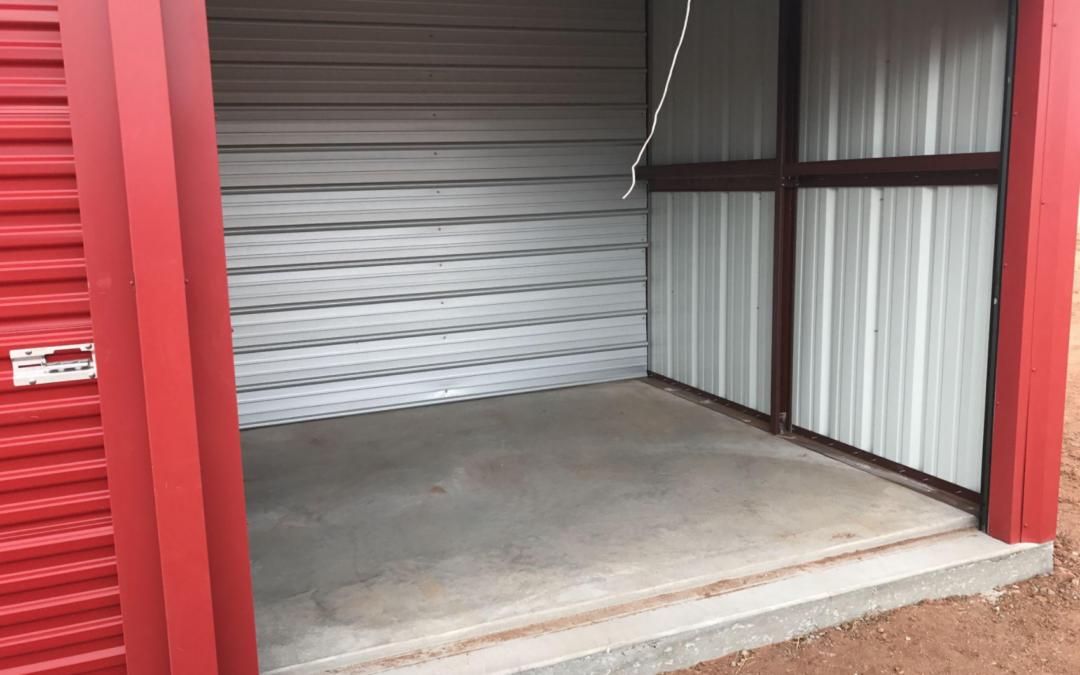 Why Self Storage Operators Choose Lucas Buildings